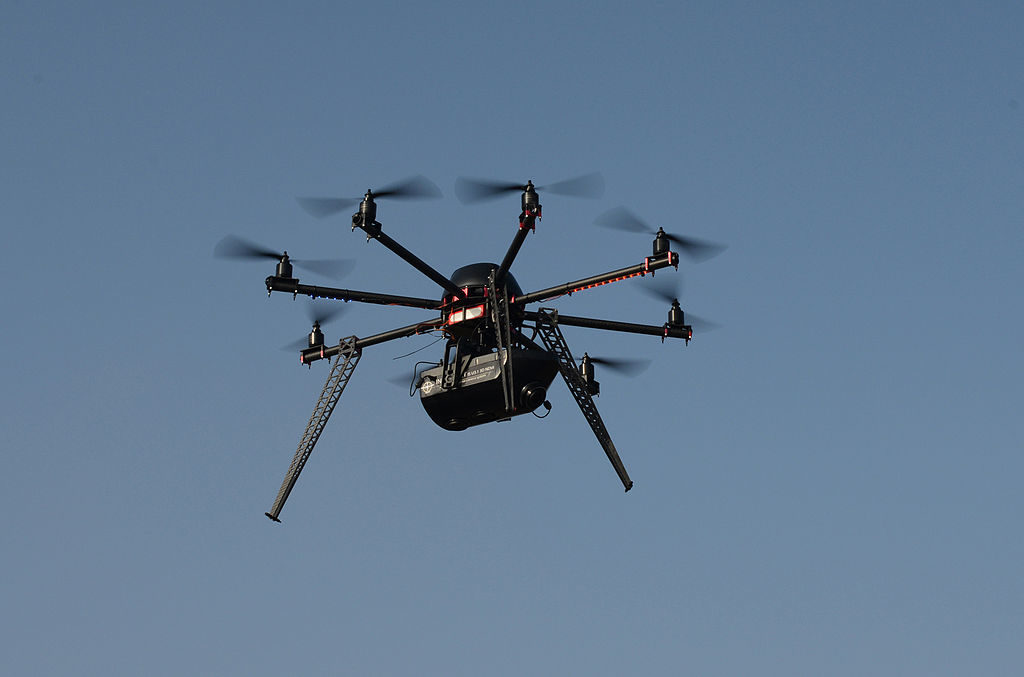 A 3D Mapping Drone
