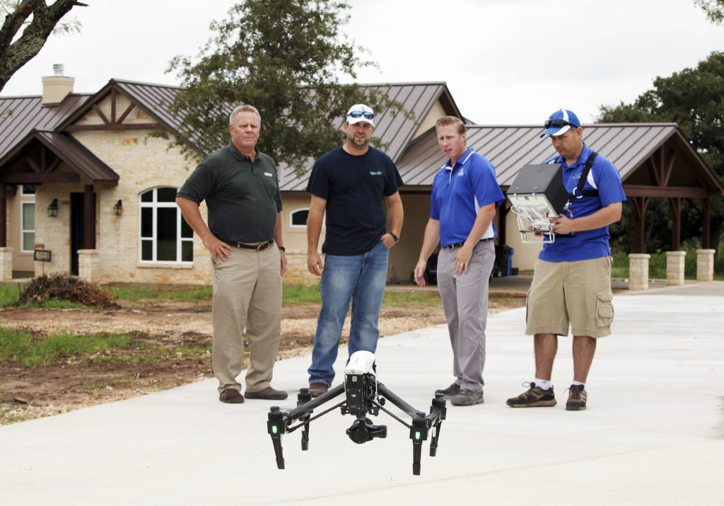 how are drones used for inspection allstate