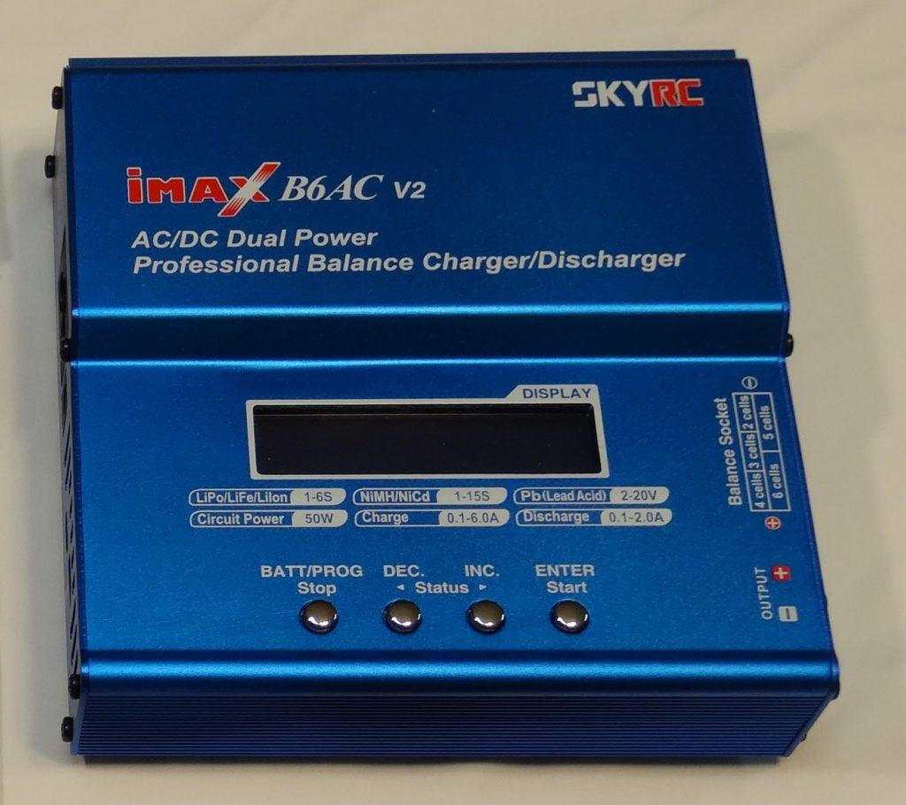 imax b6 lipo battery charger