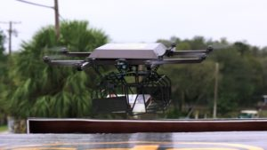 ups drone used for residential delivery
