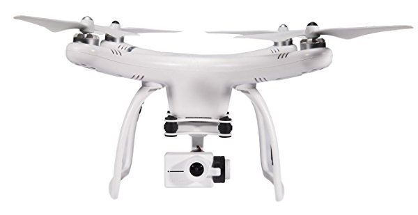 the Upair One GPS camera drone