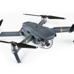 a small picture of the dji mavic