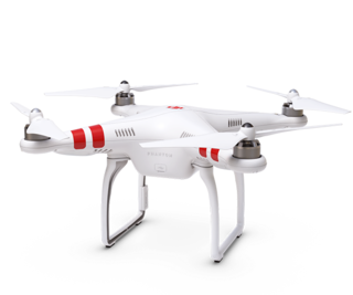 the best overall drone for gopro, the DJI Phantom 2