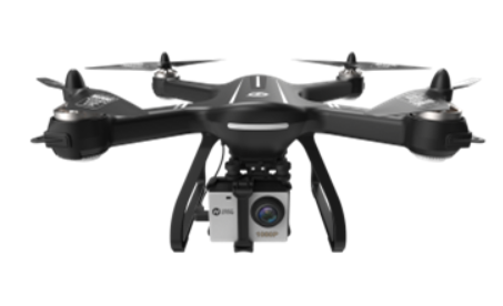 a small pic of the Holy Stone hs700 gopro drone